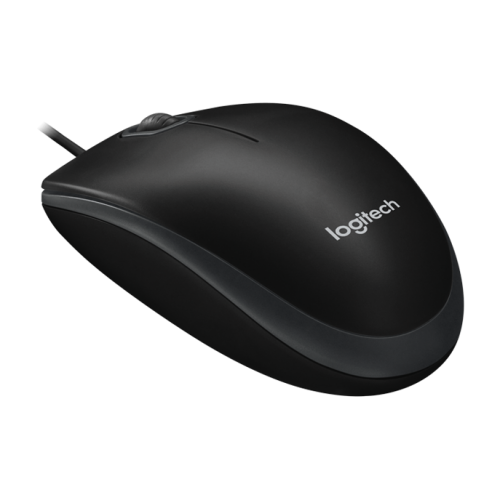 LOGITECH B100 WIRED MOUSE