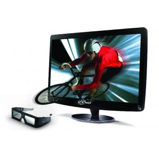 "ACER 24"" HS244HQ 3D LED SCREEN"