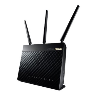 ASUSTEK RT-AC68U DUAL BAND WL-AC1900 GB ROUTER