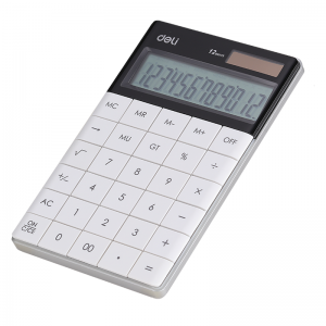 Deli Modern 12-digits Calculator E1589