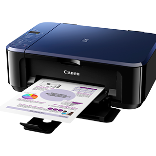 Canon PIXMA E510 AIO Printer
